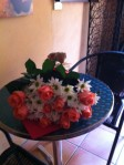 Flowers from Tommi