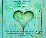 The door to my heart opens inward.(3)